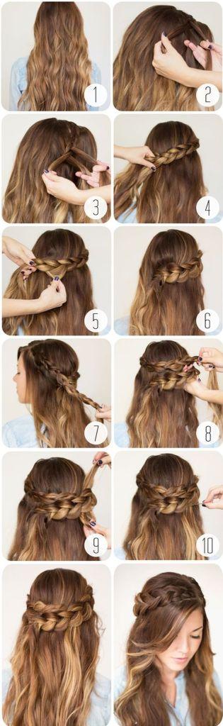 peinados faciles 108