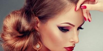 como maquillarse de noche