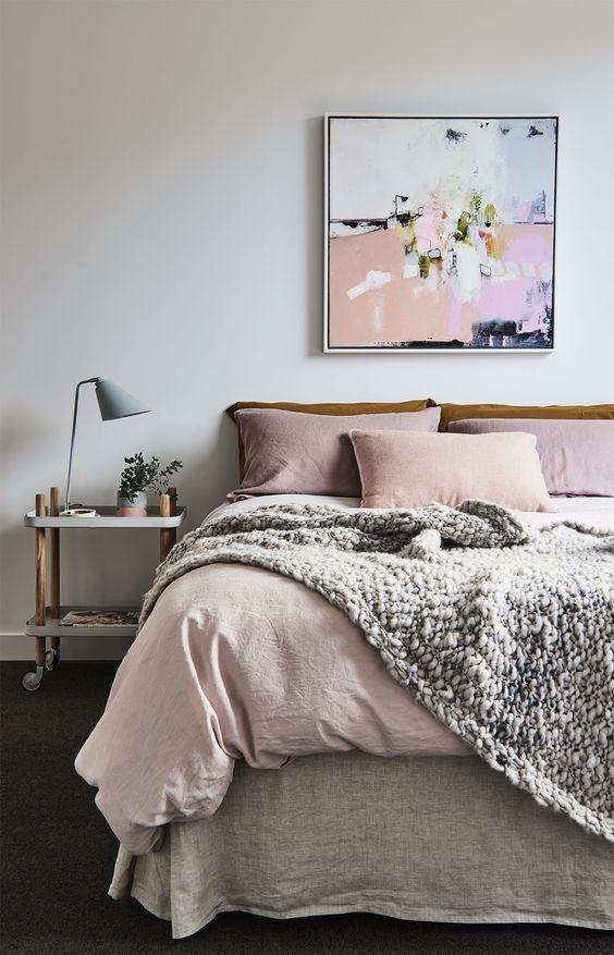 decoración de cuartos en color gris 5