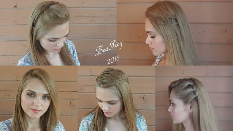 peinados para cabello suelto paso a paso