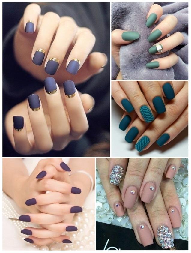 aplicacion de uñas postizas
