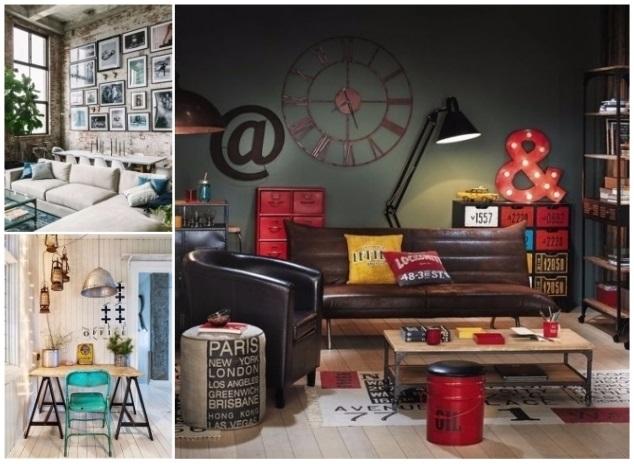 Decoraci n estilo industrial ideas para modernizar tu casa for Decoracion estilo industrial