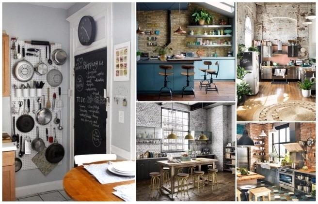 Decoraci n estilo industrial ideas para modernizar tu casa for Cocina decoracion industrial