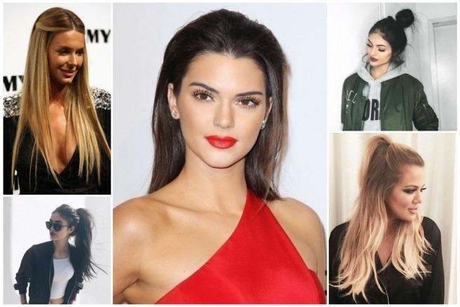 como hacer peinados para cabello largo