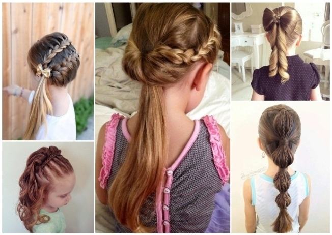 Peinados para cabello largo 30 estilos para tu cabellera - Peinados nina pelo largo ...