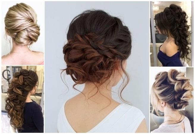 Peinados para cabello largo 30 estilos para tu cabellera - Peinados de fiesta cabello largo ...