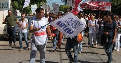 docente marcha