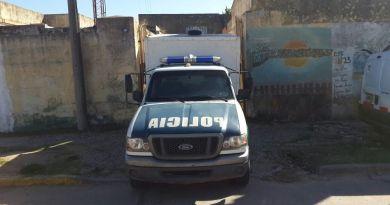 morguera policía
