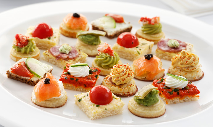 Canape L Top Methods For Creating Canapés – Canapes London Experts