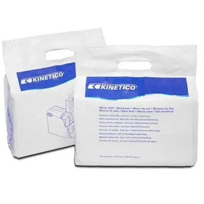 Bolsa de sal kinetico en bloque canariaqua sistemas de - Sal para descalcificadores ...