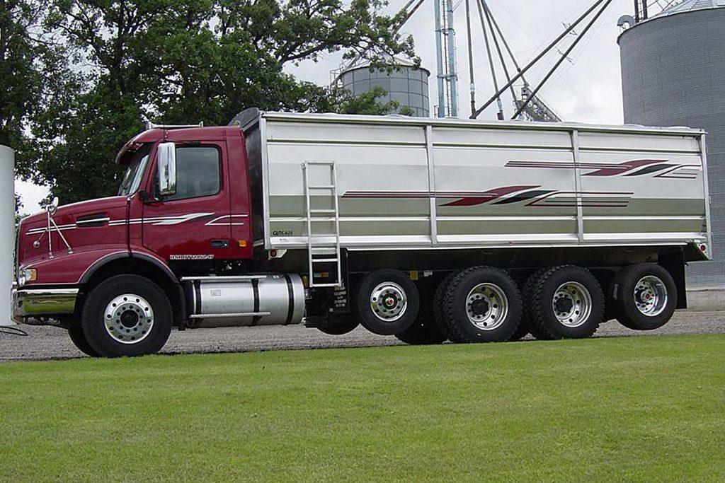 Aluminum Grain Box Cancade Company Ltd Innovation