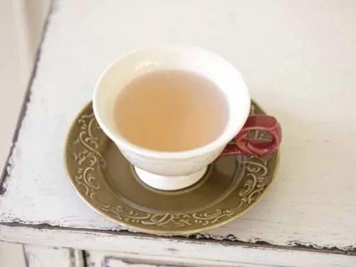 ORO、お茶