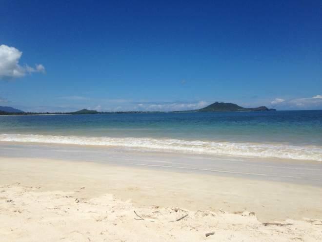 This Ocean. Kailua Beach