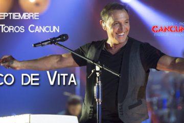 Franco de Vita en Cancun 2014