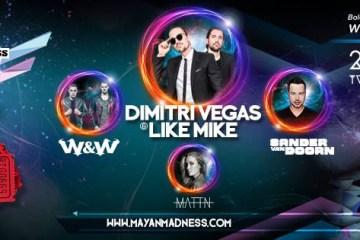 Dimitri Vegas Like Mike Tulum Quintana Roo