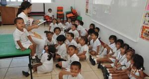 escuelas niños