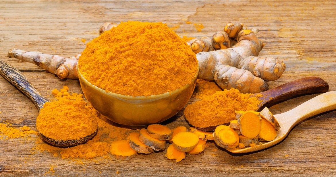 turmeric is a mood-booster