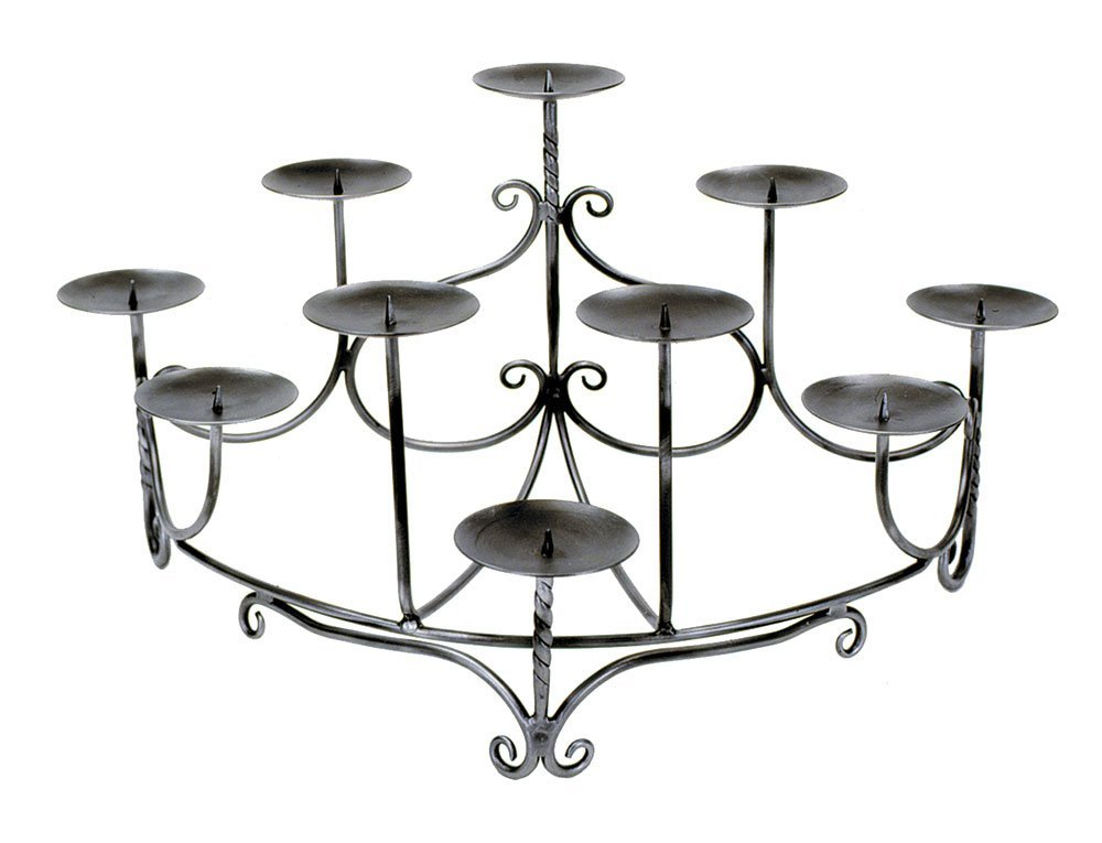 Hearth or Fireplace Candelabra