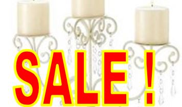 Candelabras on SALE