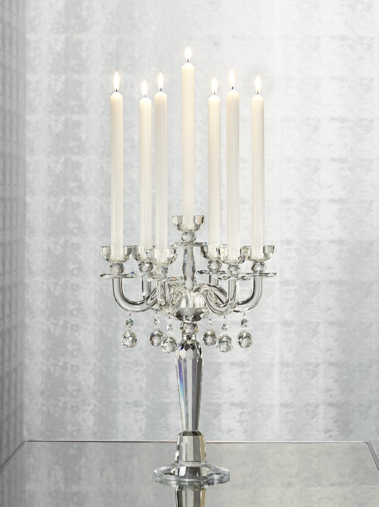 Genuine Crystal Candelabra on Sale