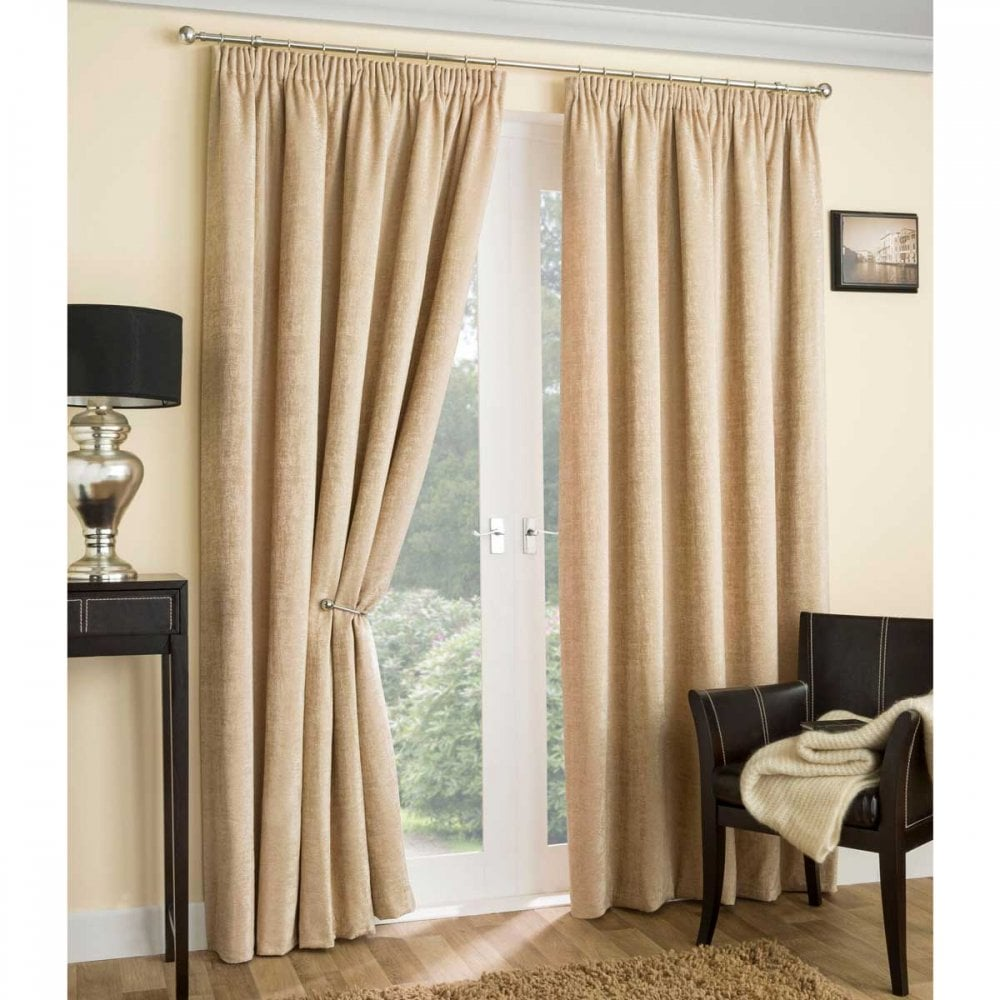 Ready Made Thermal Curtains Balmoral Thermal Ready Made Curtains In Natural