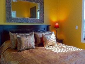 Namaste front bedroom