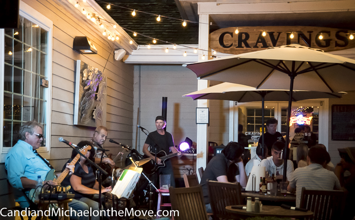 'Ali and the Katz', at Cravings