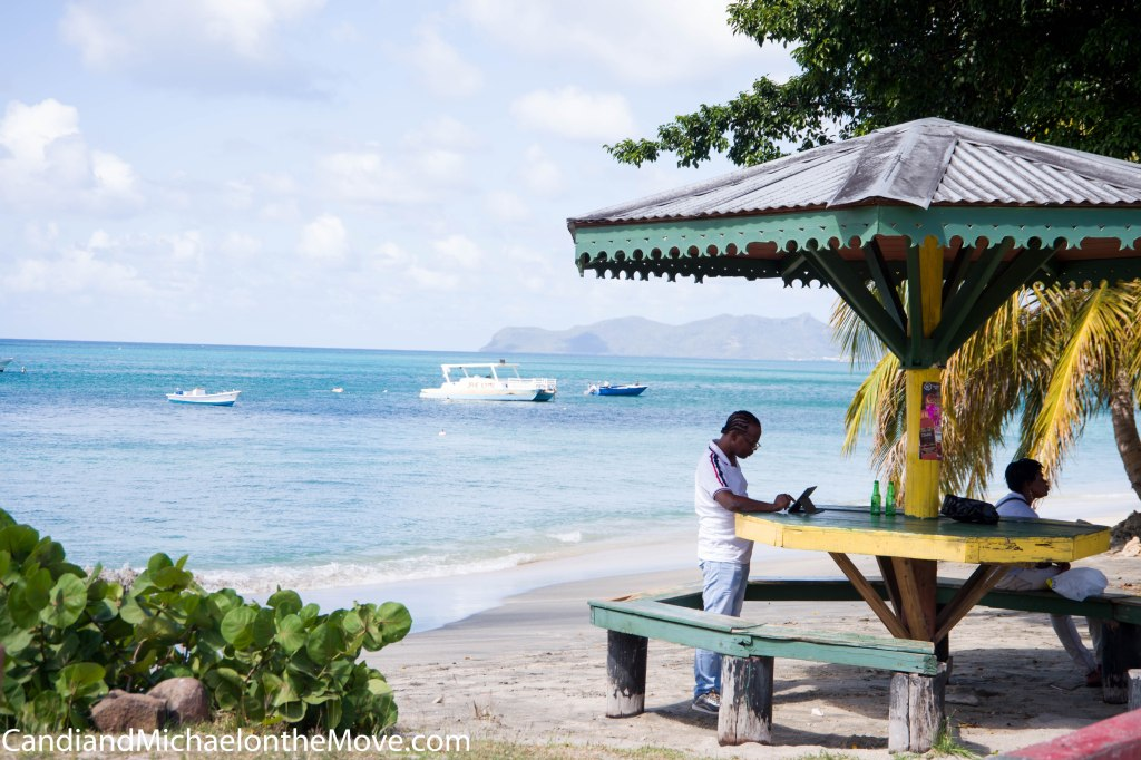Just another day in Paradise - Paradise Beach, Carriacou