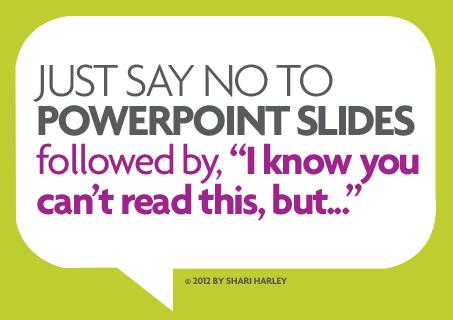presentation skills Archives - Shari Harley - presentation skills ppt