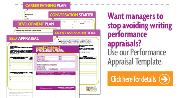 performance appraisals Archives - Shari Harley