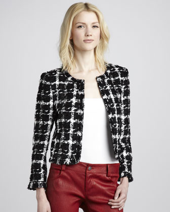 NMT5BBX mx Celeb Fashion Find: Reality Star Bethenny Frankels Tory Burch Tweed Jacket