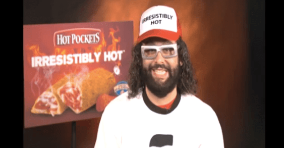 comedian 30 rock star judah friedlander pocket it like its hot director  Celebrity Interview: Judah Friedlander Talks Life After 30 Rock, Standing For President & Hot Pockets!