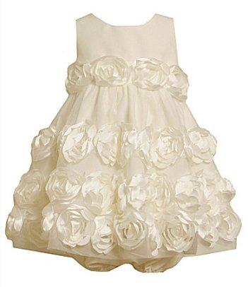 Bonnie Baby Infant Bonaz Flower Dress. Dillards. Easter