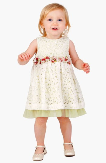 Pippa & Julie Dress & Bloomers, PLH Bows & Laces Headband & Nina Mary Jane (Infant) *Also available in 18 months and 24 months. Nordstrom