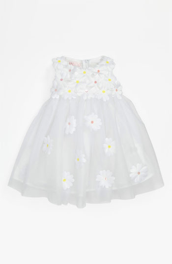 Biscotti 'Crazy For Daisies' Dress (Infant) *Also available in sizes up to 24 months. Nordstrom