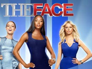 The Face mentors, supermodels Coca Rocha, Naomi Campbell and Karolina Kurkova. Image courtesy of Facebook.com/TheFaceOnOxygen
