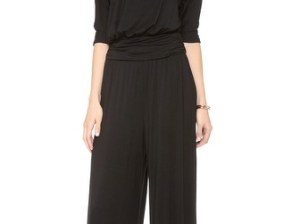 Rachel Pally Heathcliff Jumpsuit in Black
