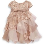 Fashion: 22 Fancy Fall Dresses for Baby Girls 0 – 24 Months Just In Time for Thanksgiving!