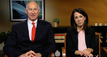 Merck Chief Medical Officer Dr. Michael Rosenblatt and new mom (and postpartum hemorrhage survivor) Jennifer Albert talk maternal mortality, share prevention tips and discuss Merck for Mothers.