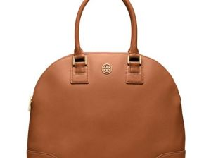 Tory Burch robinson DOME SATCHEL in Luggage