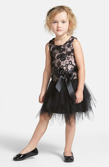 Little Girls Black Dresses