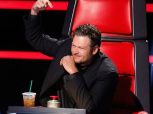 """See who picks Blake Shelton on the next episode of """"The Voice"""" on Monday, March 2nd at 8/7c."""