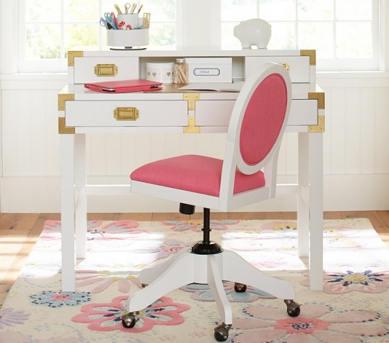Pottery Barn Kids Desks and Hutches On Sale That Are Perfect For