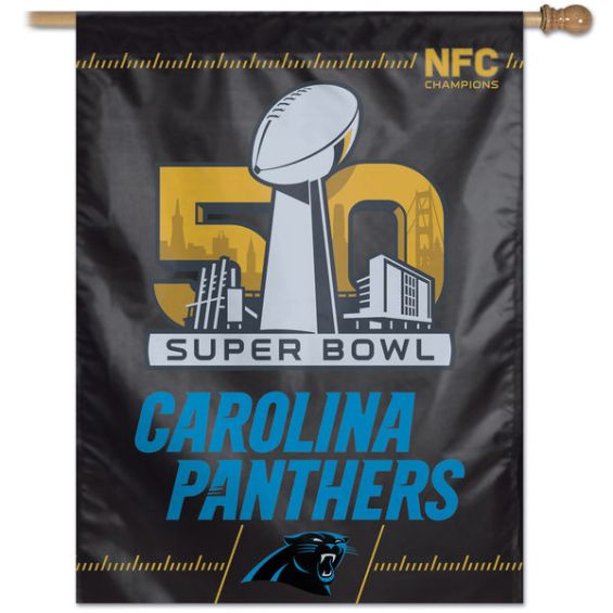 Nfc Champions Carolina Panthers Super Bowl 50 Bound Shirts