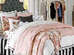 The Emily + Meritt Parisian Petticoat Quilt + Sham PB Teen