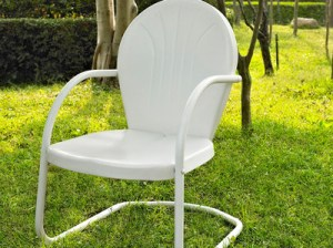 Retro Dining Arm Chair by Zipcode™ Design White Wayfair 4th of july extravaganza