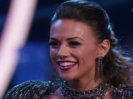 """Watch Dancing With The Stars Season 23 Episode 2 Videos: Monday, September 19, 2016: See Jana Kramer aka Alex Dupre of One Tree Hill dance a passionate tango with partner Gleb Savchenko on Monday, September 19, 2016. Gavin DeGraw performed the theme song """"I don't want to be"""" live!"""