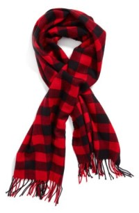 Buffalo Check Scarves Are The Perfect Accessory For Fall ...