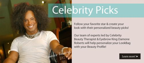 6a01127964c54a28a4016761c74abb970b 500wi Celebrity Interview: Celebrity Makeup Artist, Hollywood Eyebrow King, Damone Roberts & TheLookBag Creator Alan Mruvka