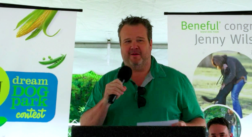 6a01127964c54a28a40167688fb529970b 500wi Video: Modern Family star Eric Stonestreet Launches $500,000 Dog Park in Alabama